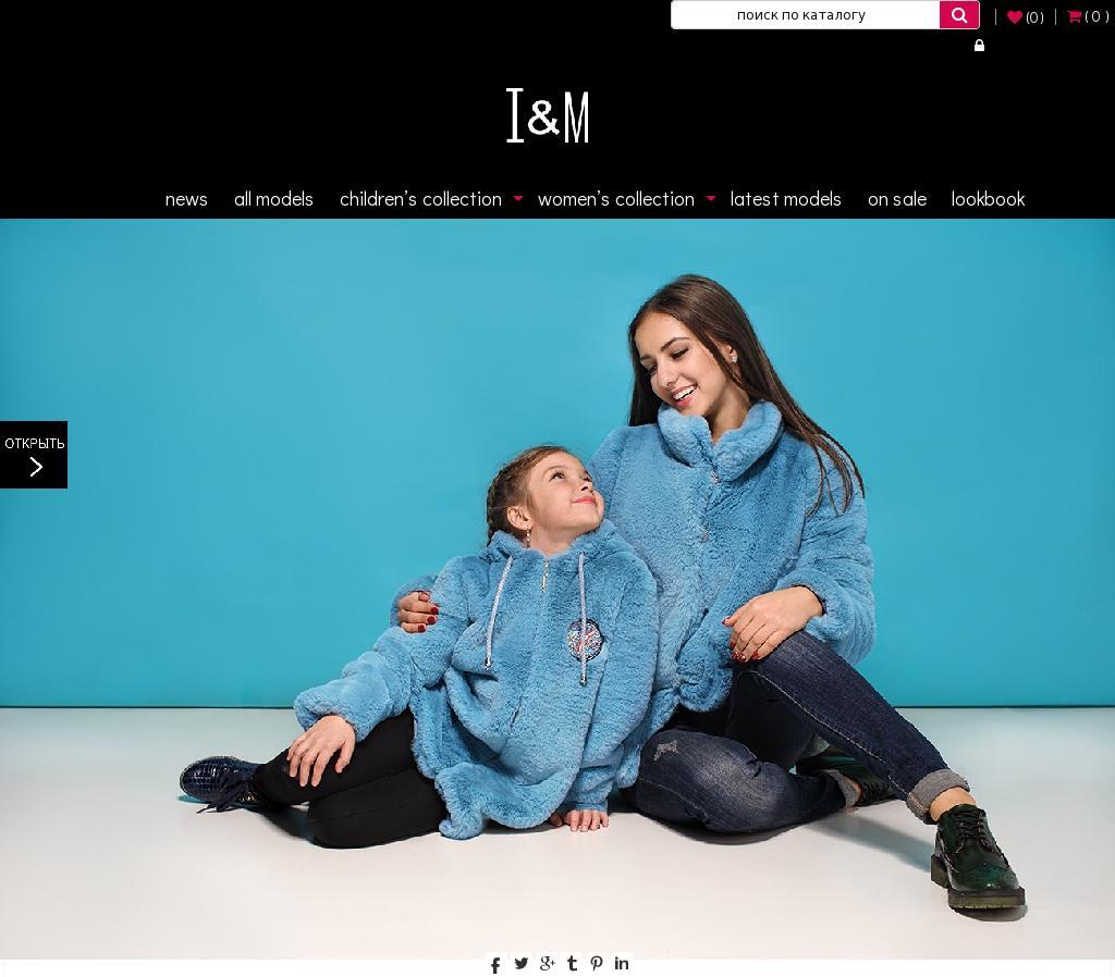 Производитель одежды тм Iren Models